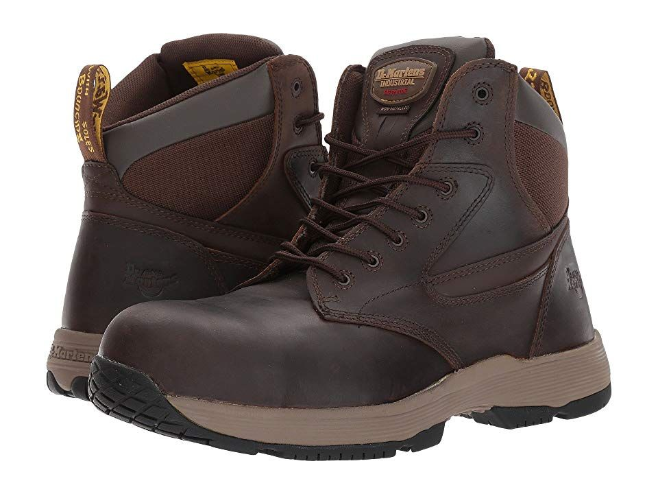 a76a192eea4 Dr. Martens Work Corvid SD Non-Metallic Composite Toe 7-Eye Boot ...
