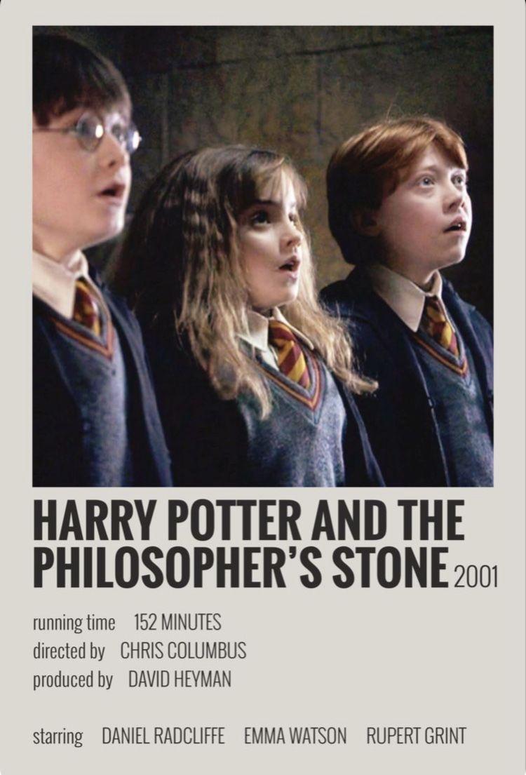 Polaroid Harry Potter In 2021 Harry Potter Movie Posters Harry Potter Pictures Harry Potter Movies
