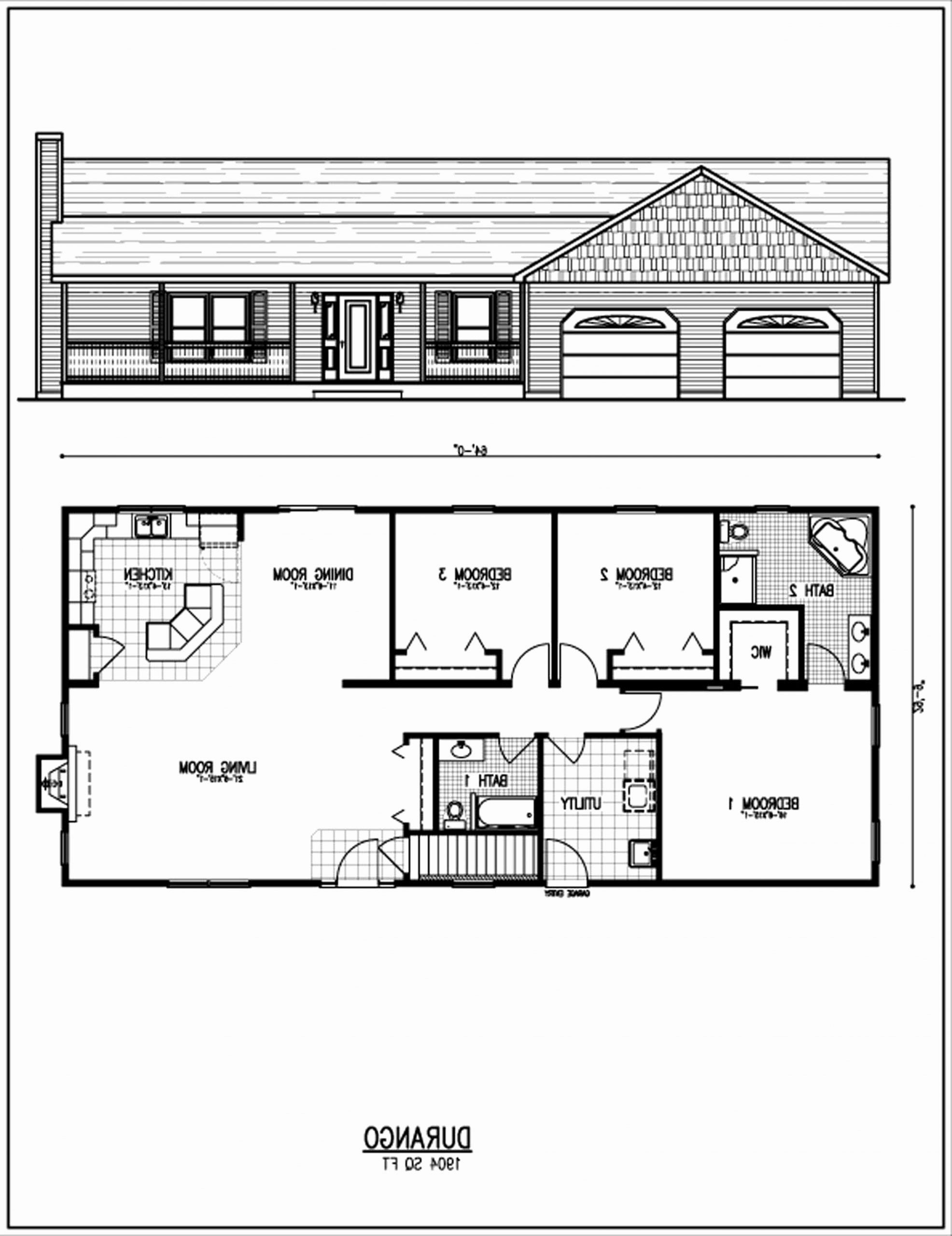 Basic Ranch Style House Plans Inspirational Interior Home Decor Plan Bedroom Ranch House Floor Plans In 2020 Ranch House Floor Plans Free House Plans Ranch House Plans