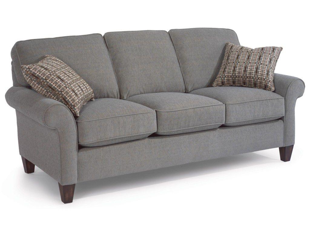 Phenomenal Cassidy Casual Style Sofa By Flexsteel In 2019 Schorgl Tv Machost Co Dining Chair Design Ideas Machostcouk