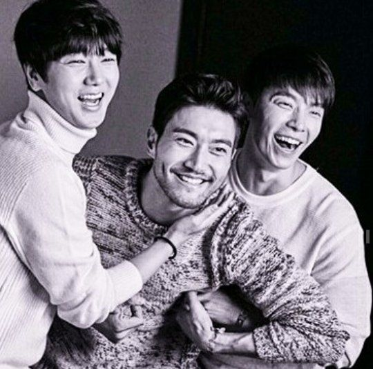 Yesung, Siwon, Donghae