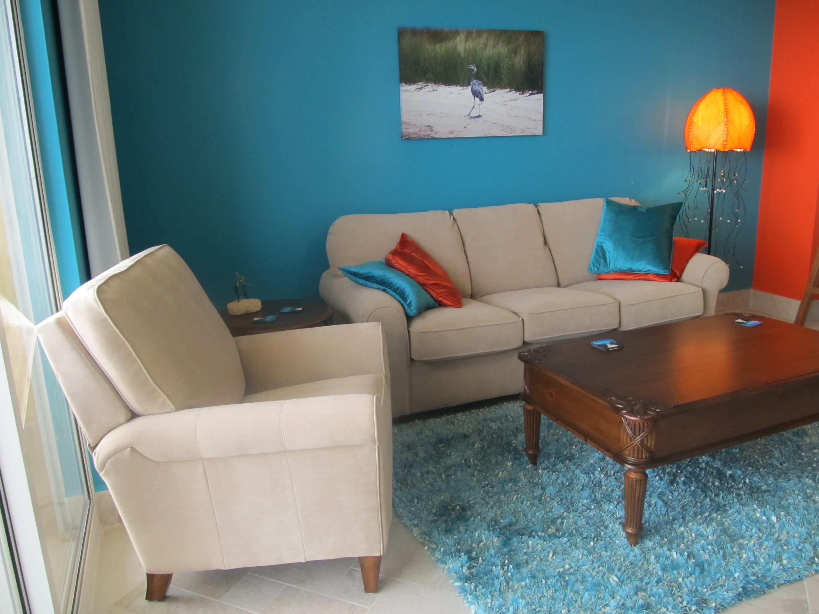 All Furniture From Shore House Furniture In PCB. Love This Rug   Matches  Perfectly! Photography By Shadowindz Designz.