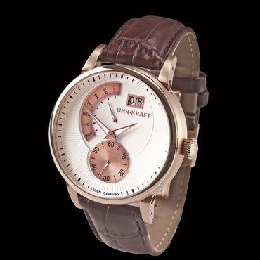 Uhr Modern big day date 45 modern uhr kraft uhr kraft de