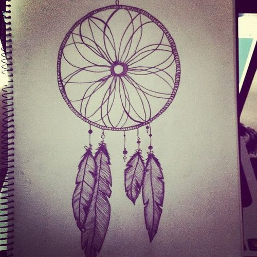 dream catcher drawings tumblr google search drawing ideas