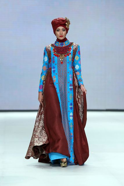 Indonesia Fashion Week Opens Doors For Local Talent