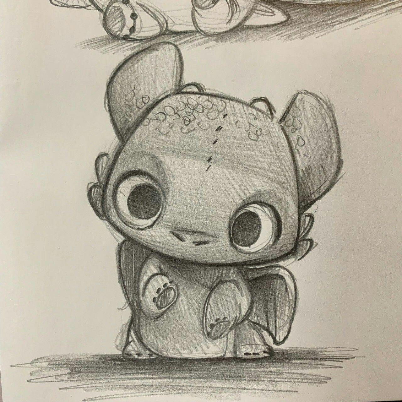 Soooo Cuteeeee Disney Character Drawings Disney Drawings