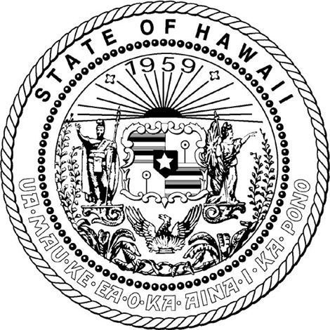 p hawaii state seal outline p state capitals hawaii 50 Michigan State Capitol hawaii state seal outline capitol building state map 50 states outline