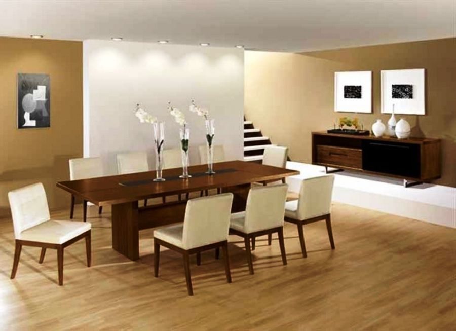 Contemporary Dining Room Cabinets Interesting Dining Roomawesome Contemporary Dining Room Decorating With Review