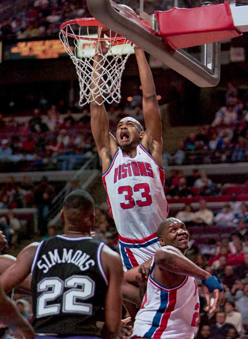 Grant Hill: 1994-95 : NBA Rookies of the Year: 1990-present