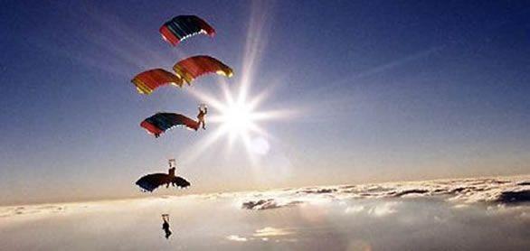 Skydiving   Skydive/paragliding   Skydiving, Skydiving