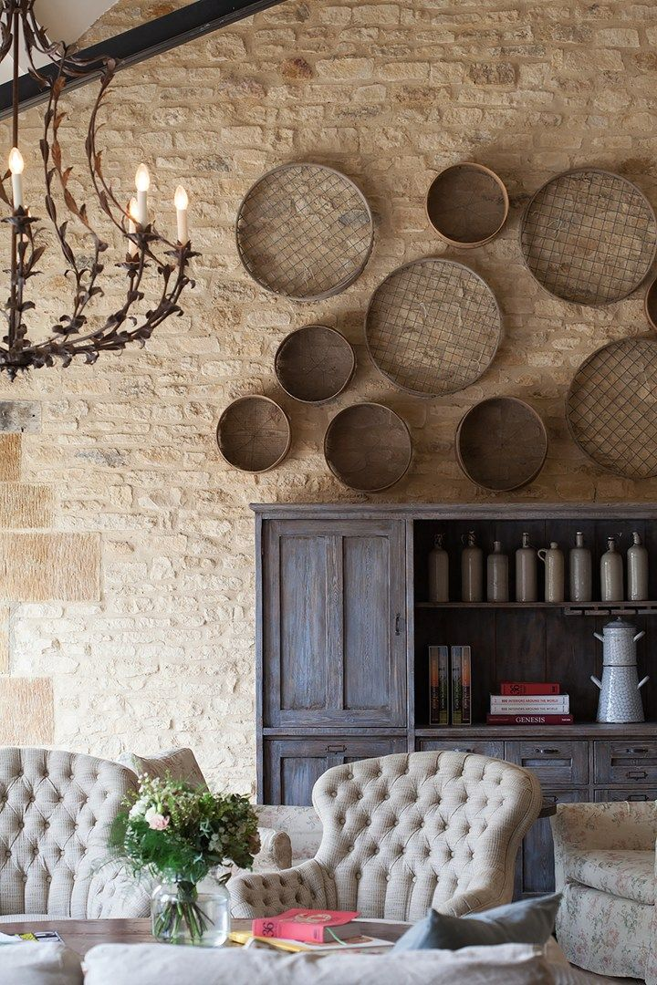 The 15 most wonderful spas in England Farmhouse interior