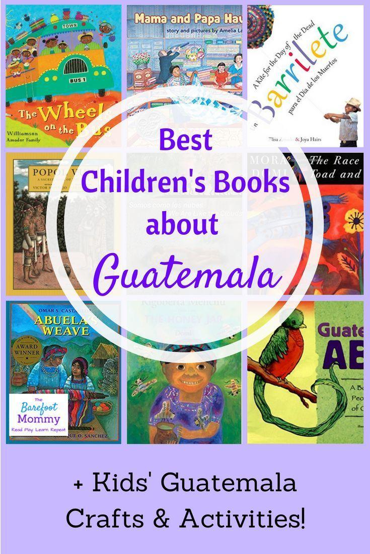 Childrens books about guatemala guatemala crafts