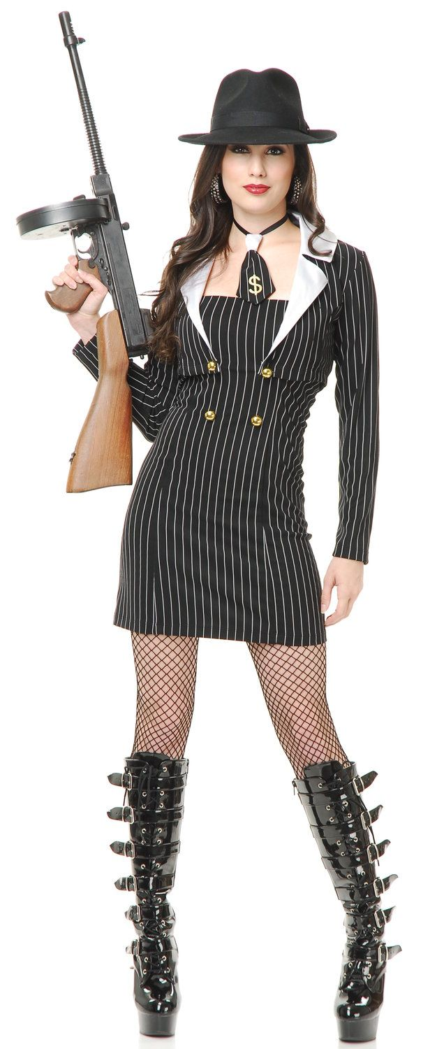 Find this Pin and more on Mafia Bachelorette Party Outfits.