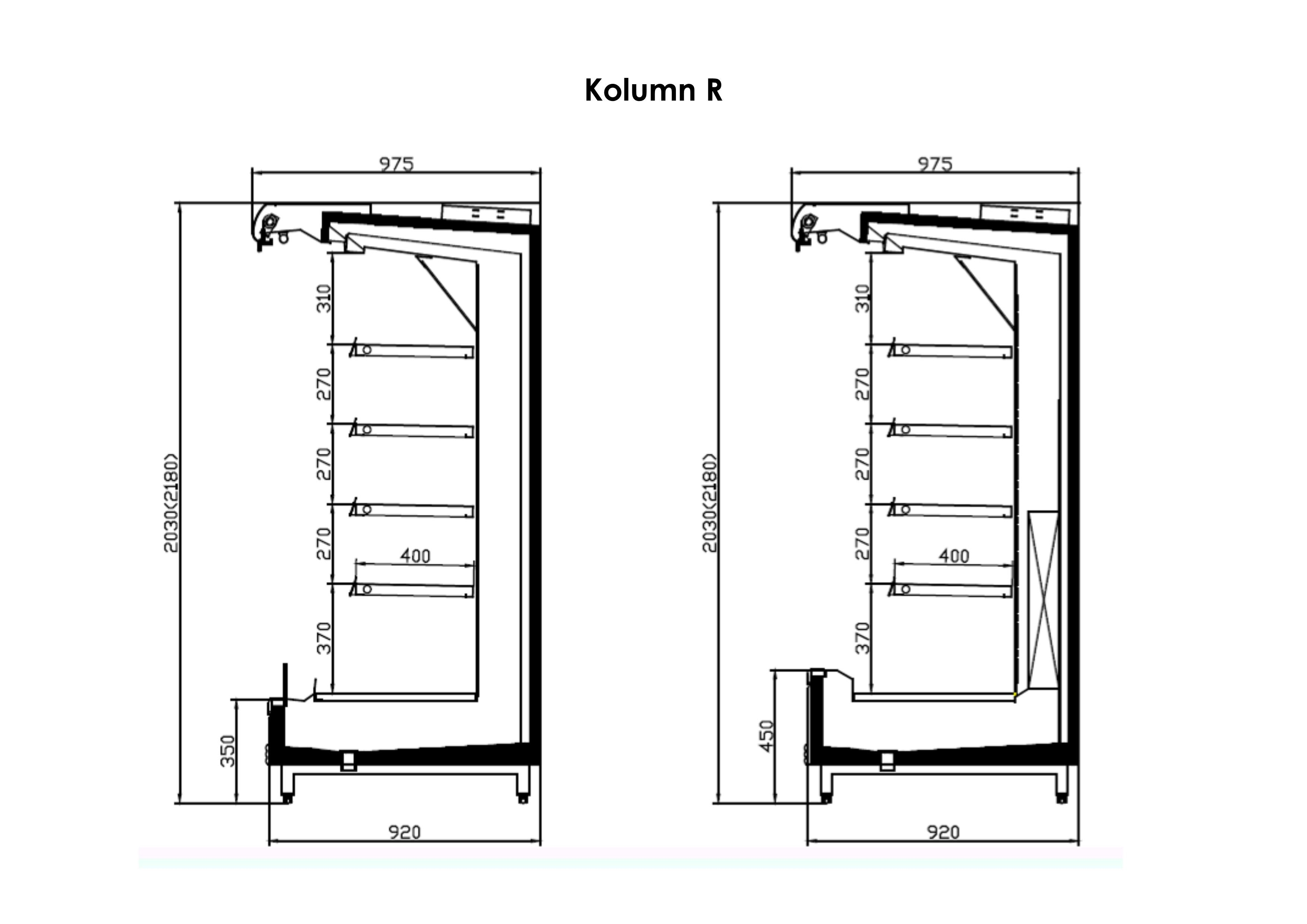 Refrigeration Schematic
