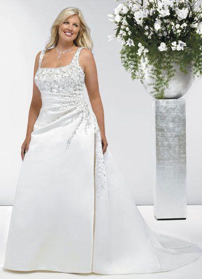robe de mariee taille xxl