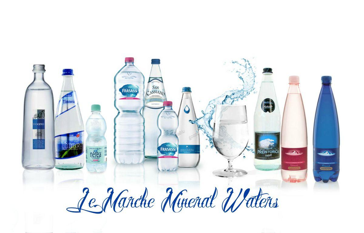 Le Marche Bottled Mineral Waters Brands | Pinterest