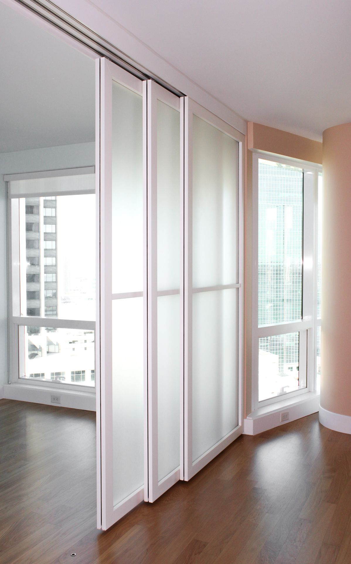 Home Office Sliding Glass Room Dividers Inspirational Gallery: Small Apartment Hacks, Room Divider Doors