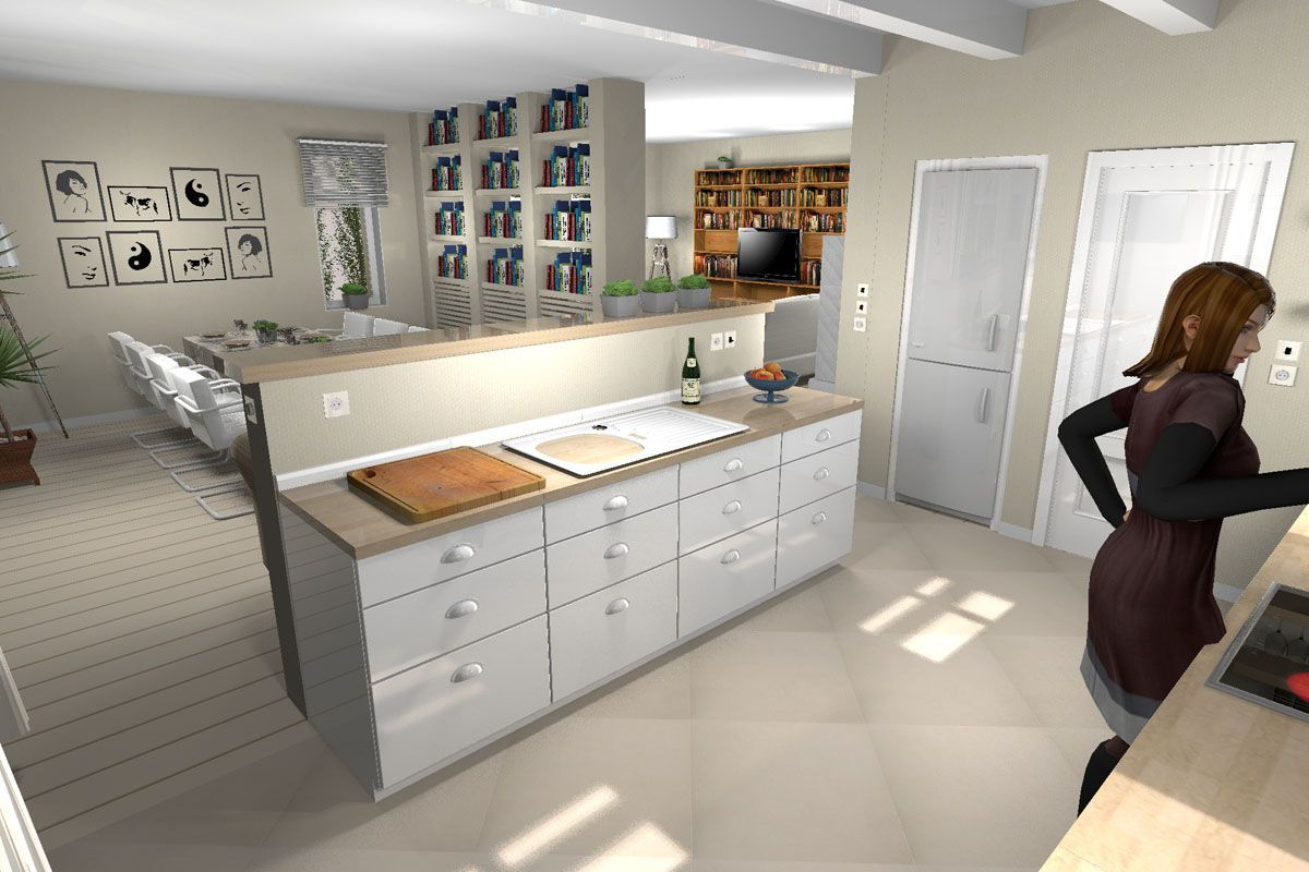 Sweet Home 3d Sweet Home 3d Sweethome3d Sweet Home 3d Kitchen Cabinets