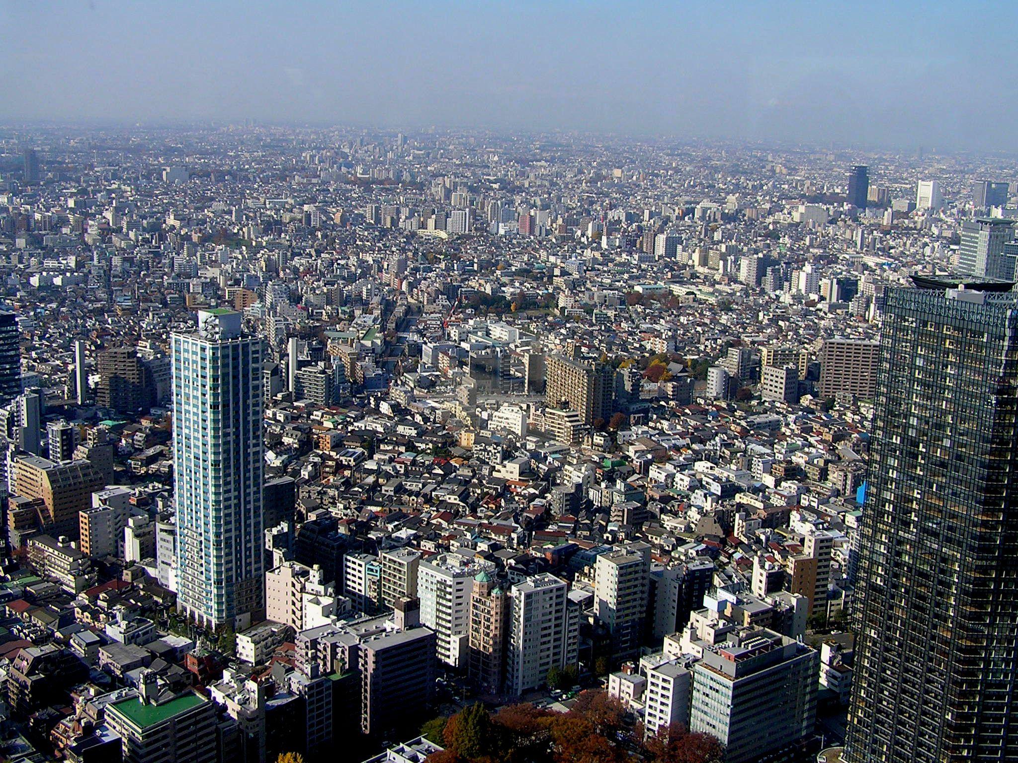 Mil y un viajes por el mundo: JAPON - TOKIO (1ª parte)