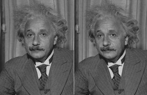 3D Einstein