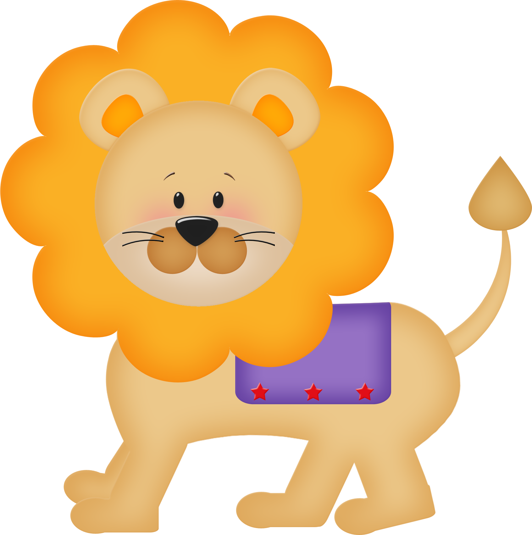circus lion png - photo #16