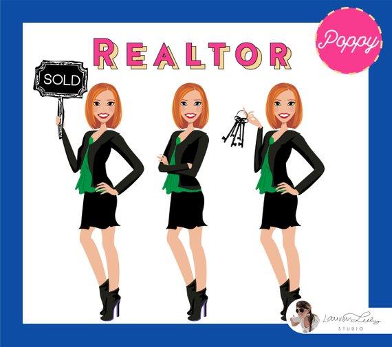Real Estate Agent Logo Real Estate Marketing Realtor