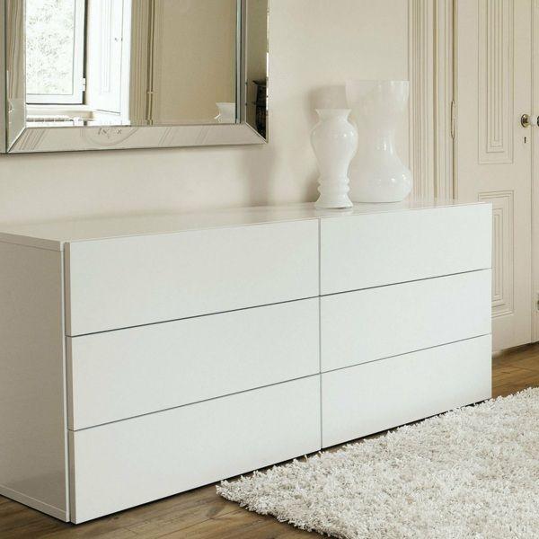 Commode chambre à coucher élégante et fonctionnelle | Meubles Design ...