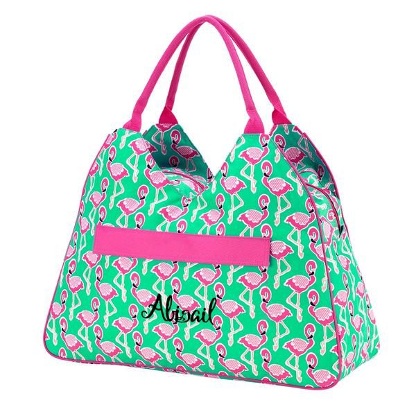 Personalized Large Beach Bag Oversized Pool Tote  2a4e52585145a