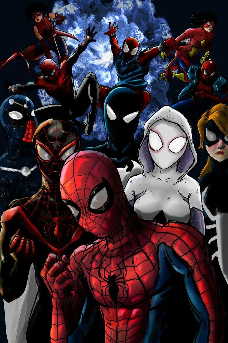 spider verse的圖片搜尋結果