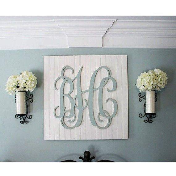 42+ Framed letters above bed inspirations