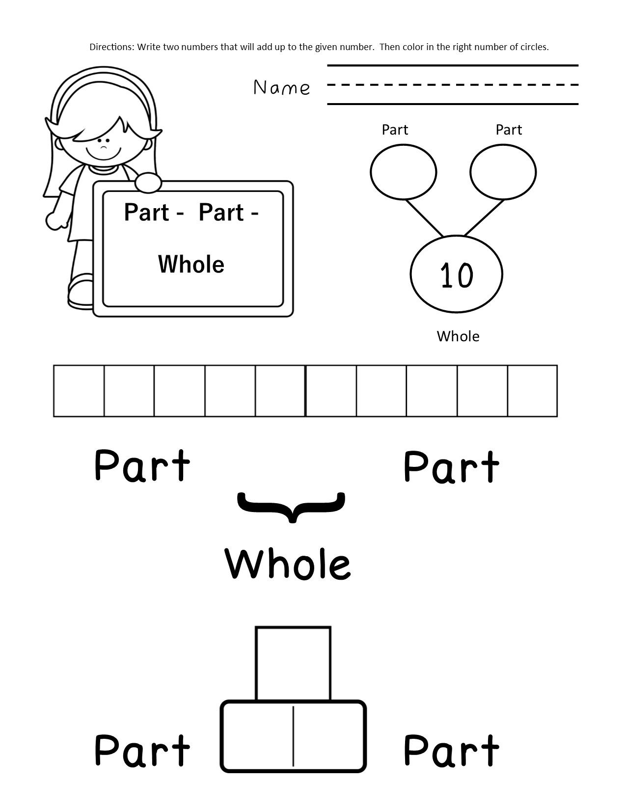 Composing Numbers Part