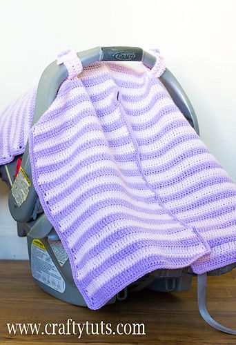 Car Seat Cover Pattern By Mary Dickerson Crochet Baby Pinterest