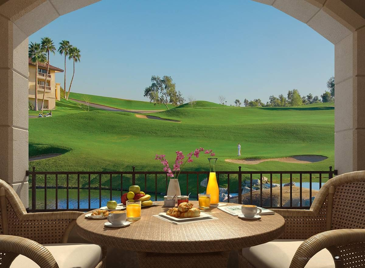 Arizona Grand Resort & Spa - Balcony   desert oasis   Pinterest