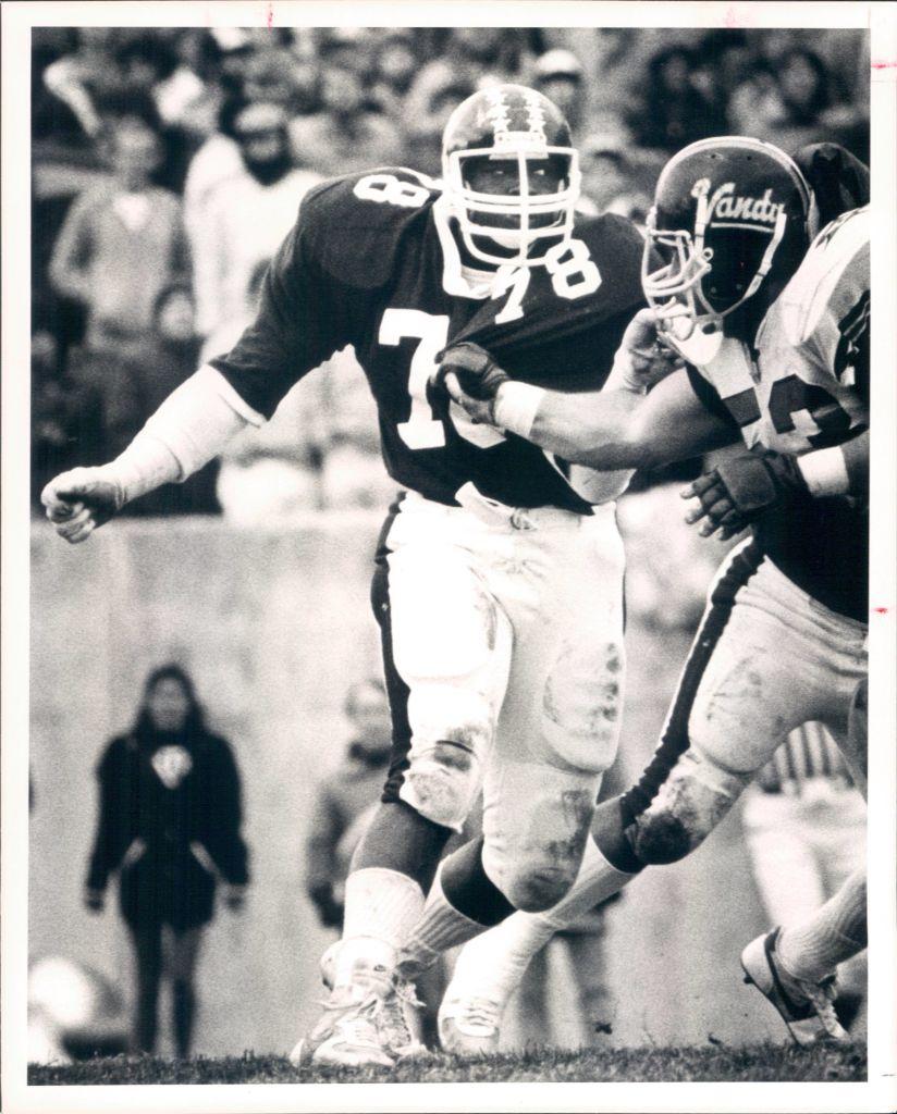 Bruce Smith Tech football, Virginia tech hokies