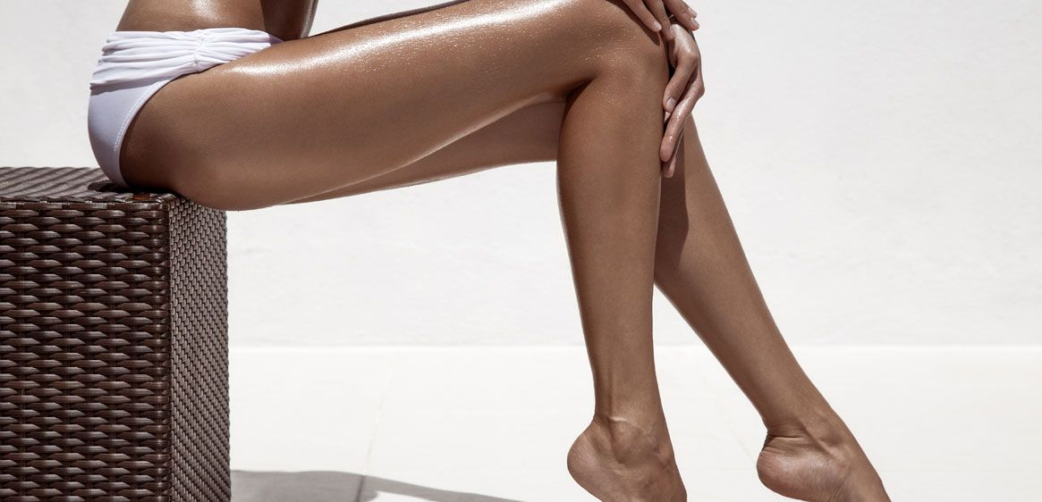 Get tan at home by a home made lotion Nomad on the road