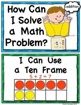 Math Problem Clipart