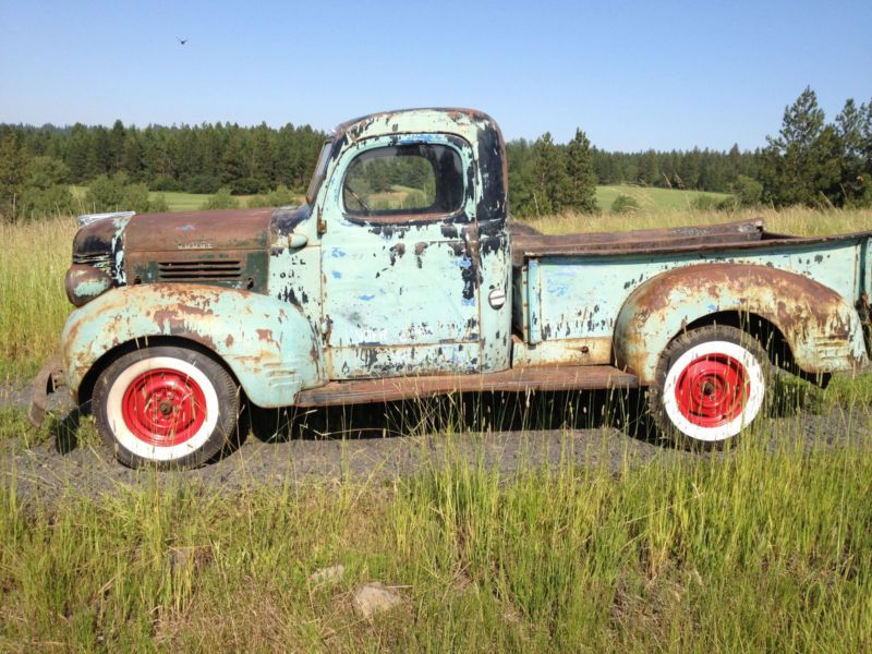 Dodge : Other Pickups Step Side in Dodge | eBay Motors | Old Trucks ...