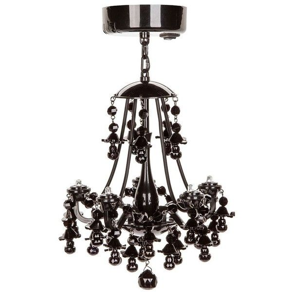 Lockerlookz locker chandelier black 19 liked on polyvore black locker chandelierblack locker chandelier actually lights up when you open your locker why did we not have this in my hs days aloadofball Choice Image