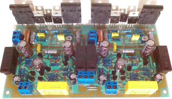 Crossover Electronic Crossover Circuit Diagrams Electronic Circuit