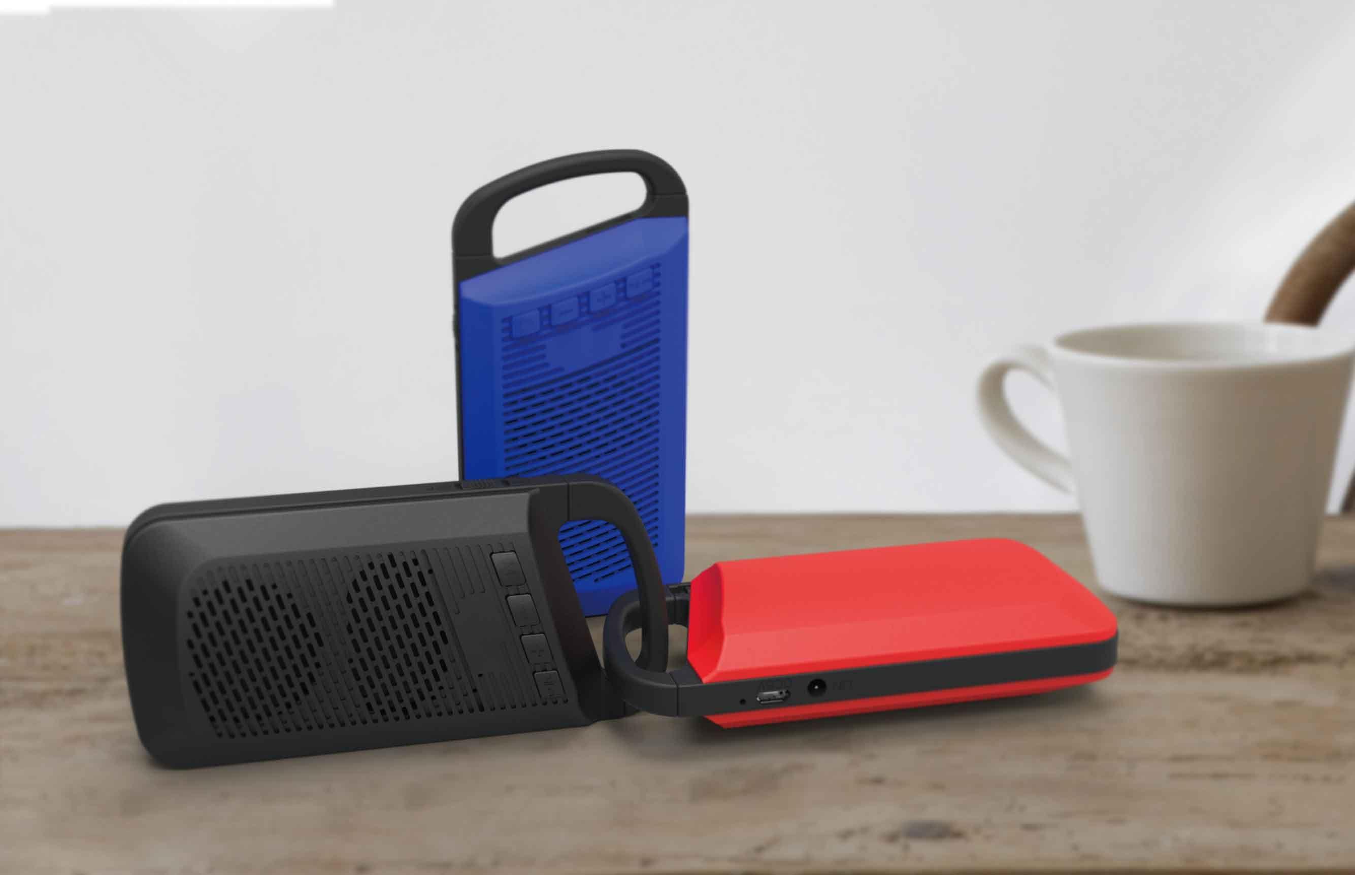 waterdichte bluetooth speaker | 5019 4W Bluetooth Speaker ...