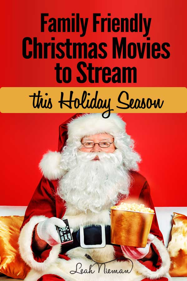Ultimate List of Family Friendly Christmas Movies to