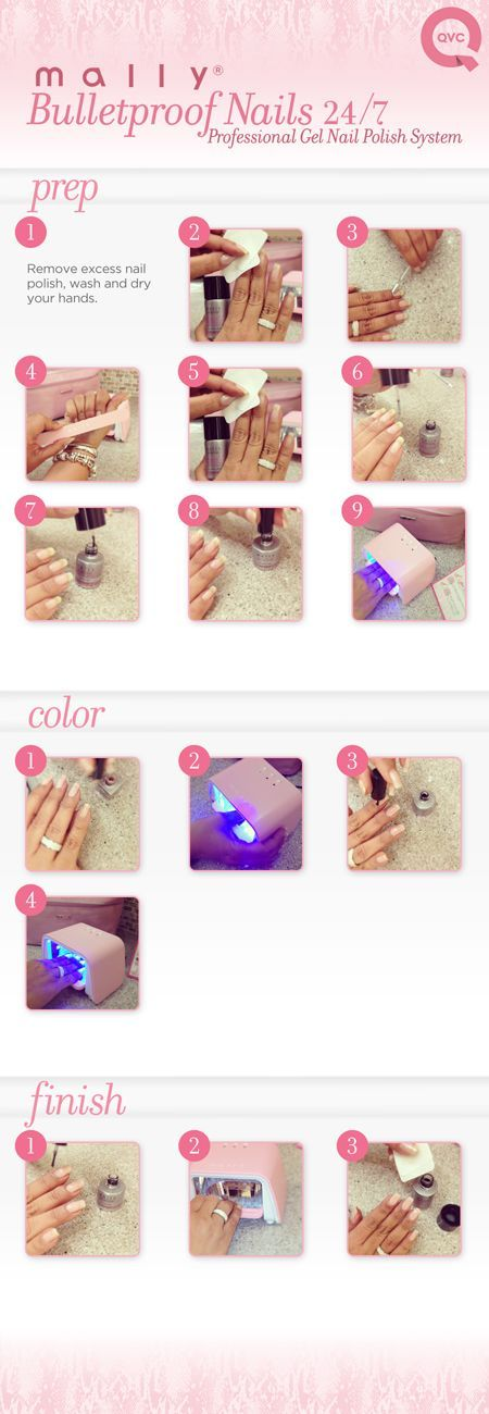 awesome mally nail kit qvc http://gelnaildesignspic.com/?p=1916 | My ...