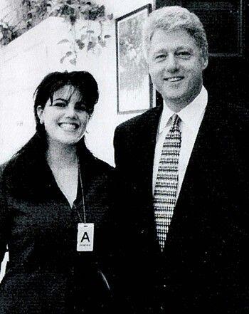 Клинтон билл порно, секс с неопытными девушками групповой