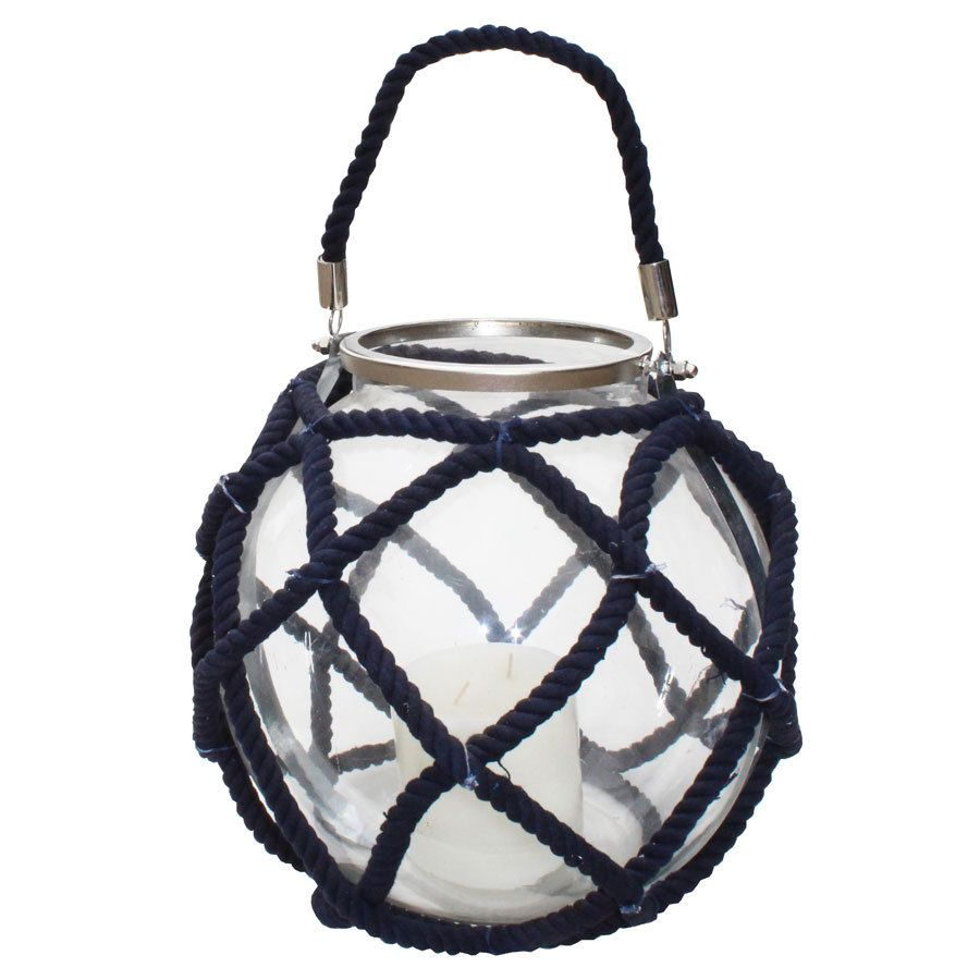 Escape to Paradise - Rope Lantern - Navy, $49.95 (http://www.escapetoparadise.com.au/rope-lantern-navy/)
