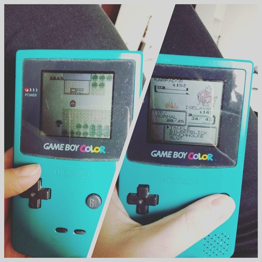 Interesting one by la.jayjay #gameboy #microhobbit (o) http://ift.tt/1Tv9vEY Nostalgie!    color #pokemon  #silveredition #backtothe90s #pure #nostalgie #willnichtmehraufhören #leidernichtmeiner #nächstesmalgehtsweiter