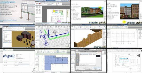 Download Revit Architecture Tutorials in PDF: Revit Tutorials has
