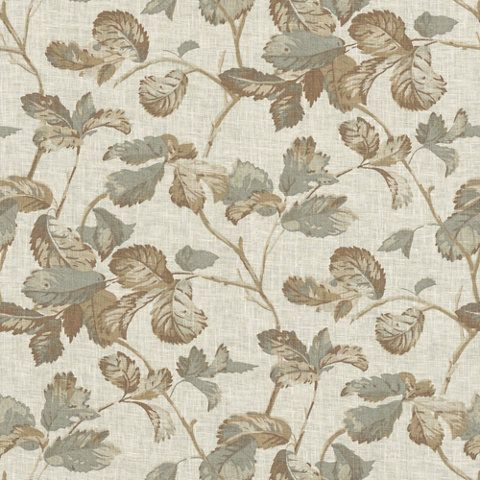 Greenly Floral Leaf Fall Florals Fabric Products