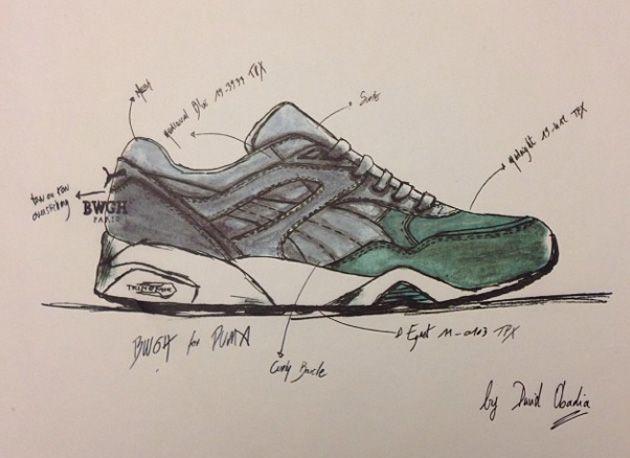 HardSketchbook Puma Brooklyn We Dessin Go Chaussure X L354AqRj