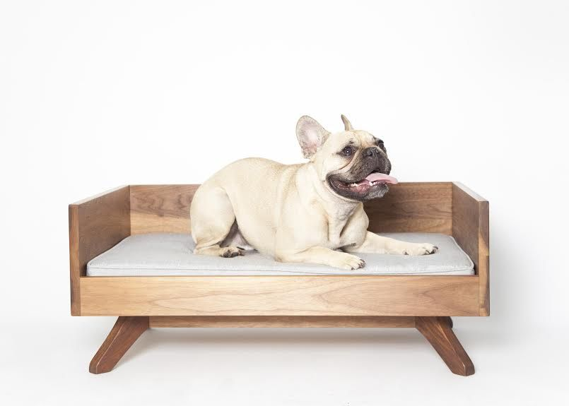 Modern Dog Beds From Pup Kit Milk