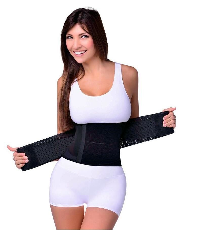 39a5564c7e Hot Sell Shapers Waist trainer Hour Glass waist cincher women s waist  training belt corsets slimming belt genie belt miss belt